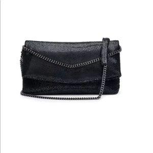 c1841a98b047 Sorial Leather Oceana Crossbody in Black